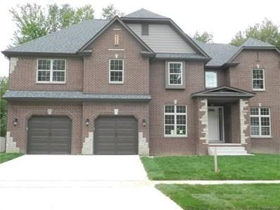 2670 Brooke View Lane, Troy, MI 48085 - MLS#: 216110349
