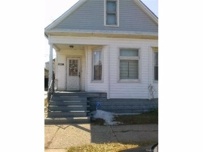 3841 Rolfs Place, Detroit, MI 48214 - MLS#: 216112959
