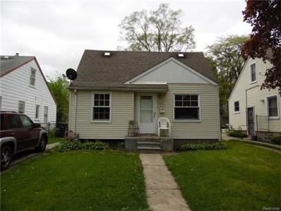 18427 Avon Avenue, Detroit, MI 48219 - MLS#: 216114411