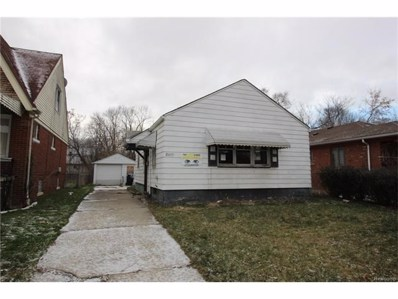 20459 Carrie Street, Detroit, MI 48234 - MLS#: 217002754
