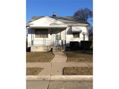 18116 Buffalo Street, Detroit, MI 48234 - MLS#: 217010059