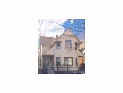 1513 Morrell Street, Detroit, MI 48209 - MLS#: 217018580