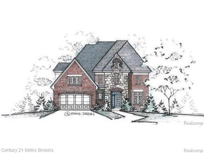 6308 Withers Way Court, Grand Blanc Twp, MI 48439 - MLS#: 217024393