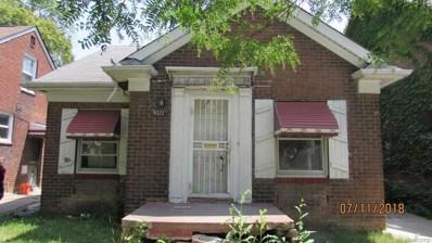 8322 Roselawn Street, Detroit, MI 48204 - MLS#: 217043422