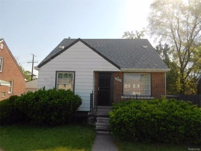6000 Cadieux Road, Detroit, MI 48224 - MLS#: 217043639
