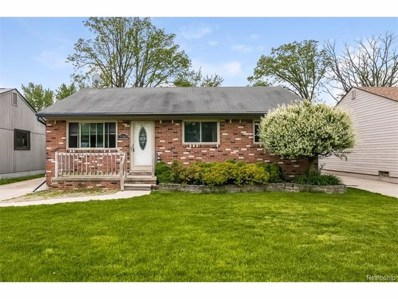 23302 Harvard Shore Drive, Clinton Twp, MI 48035 - MLS#: 217044356