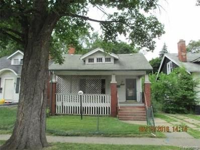 13581 Mendota Street, Detroit, MI 48238 - MLS#: 217048252