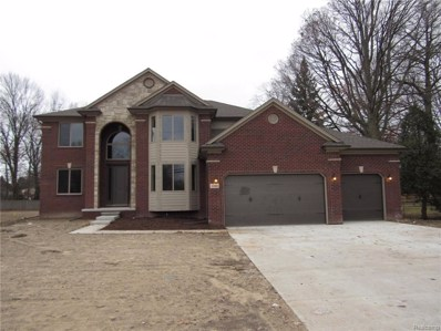 3510 Melton, Shelby Twp, MI 48317 - MLS#: 217050550