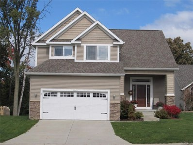 3810 Rolling Hills Drive, Holly Twp, MI 48442 - MLS#: 217052459