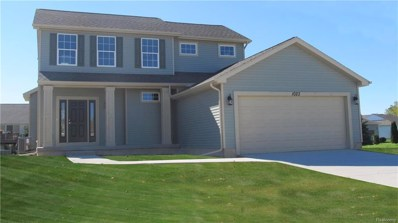 3806 Rolling Hills Drive, Holly Twp, MI 48442 - MLS#: 217052508
