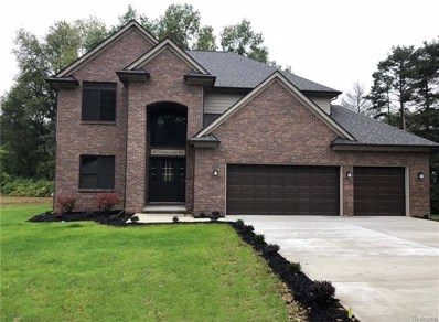 4470 Grass Lake Road, White Lake Twp, MI 48383 - MLS#: 217053746