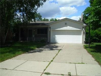 5265 Mansfield Avenue, Sterling Heights, MI 48310 - MLS#: 217054825