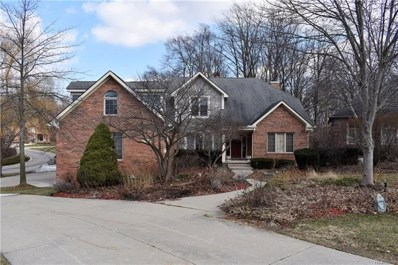 28690 Wintergreen Court, Farmington Hills, MI 48331 - MLS#: 217064026