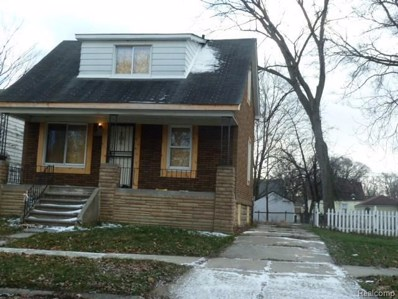 15680 Eastburn, Detroit, MI 48205 - MLS#: 217065151