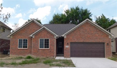 20815 Oak Ridge Drive, Clinton Twp, MI 48036 - MLS#: 217065345