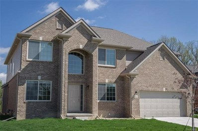20829 Oak Ridge Drive, Clinton Twp, MI 48036 - MLS#: 217065352
