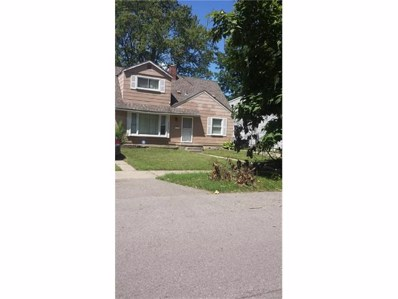 20485 Salem, Detroit, MI 48219 - MLS#: 217067593