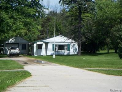 4584 Gratiot Road, Kimball Twp, MI 48074 - MLS#: 217067762