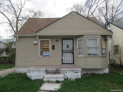 18551 Vaughan, Detroit, MI 48219 - MLS#: 217073121