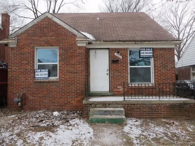 19725 Shields, Detroit, MI 48234 - MLS#: 217073304