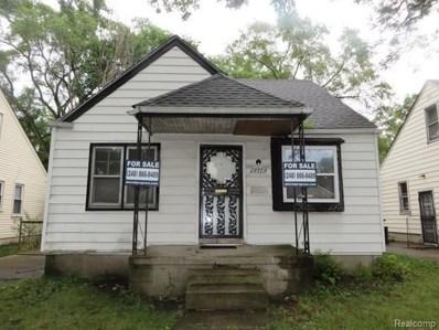 19370 Buffalo, Detroit, MI 48234 - MLS#: 217073349