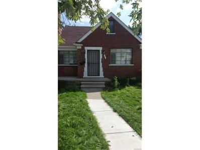 19346 Revere Street, Detroit, MI 48234 - MLS#: 217076229