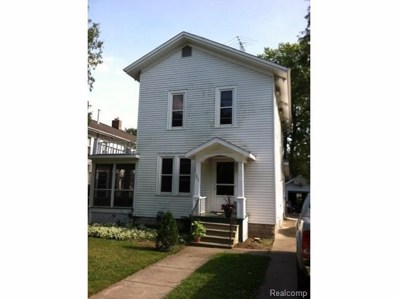505 W 3RD Street, Rochester, MI 48307 - MLS#: 217079396