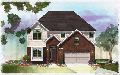 2266 Crichton Court, Shelby Twp, MI 48317 - MLS#: 217079507