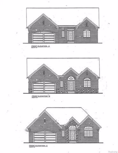 2192 Crichton Court, Shelby Twp, MI 48317 - MLS#: 217079516
