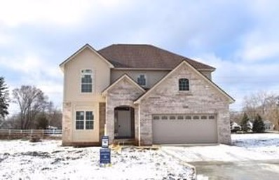 47826 Crichton Lane, Shelby Twp, MI 48317 - MLS#: 217079533