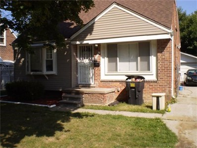 11710 Chatham, Detroit, MI 48239 - MLS#: 217079539