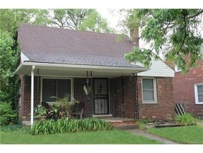 20120 Norwood Street, Detroit, MI 48234 - MLS#: 217079738