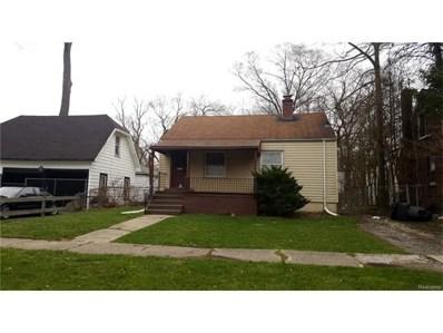 16754 W Parkway Street, Detroit, MI 48219 - MLS#: 217079883
