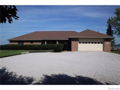 5472 Middle Channel Drive, Clay Twp, MI 48028 - MLS#: 217082339