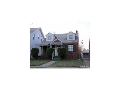 14564 Lappin Street, Detroit, MI 48205 - MLS#: 217085981