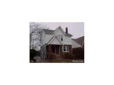 14467 Lappin Street, Detroit, MI 48205 - MLS#: 217085984