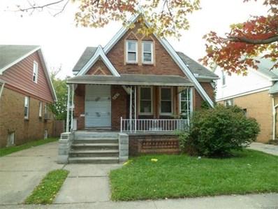 6185 Oldtown Street, Detroit, MI 48224 - MLS#: 217086014