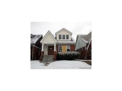 19365 Stotter Street, Detroit, MI 48234 - MLS#: 217086077
