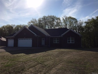 160 Serene Drive, Imlay Twp, MI 48444 - MLS#: 217087007