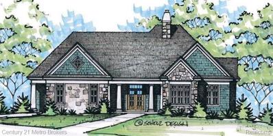 6281 Bridle Path, Grand Blanc Twp, MI 48439 - MLS#: 217087131