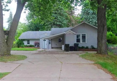 3067 S Adams Road, Rochester Hills, MI 48309 - MLS#: 217089397