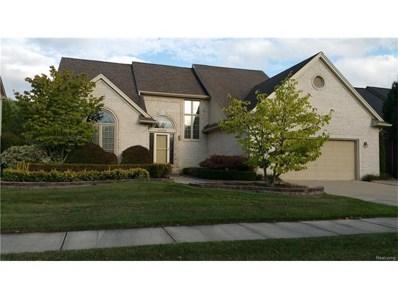 47542 Woodberry Estates Drive, Macomb Twp, MI 48044 - MLS#: 217090127