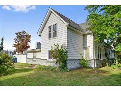 153 Dickinson Street, Mount Clemens, MI 48043 - MLS#: 217090282