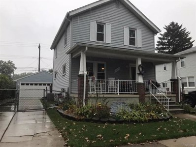1536 Pagel Avenue, Lincoln Park, MI 48146 - MLS#: 217090744