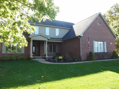 3225 Outback Trail, Putnam Twp, MI 48169 - MLS#: 217091421