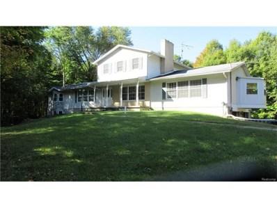 3648 Pine Creek Road, Hadley Twp, MI 48455 - MLS#: 217091888