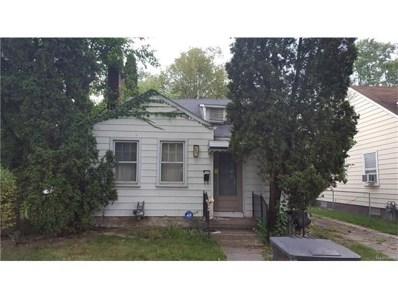 18637 Riverview Street, Detroit, MI 48219 - MLS#: 217091890