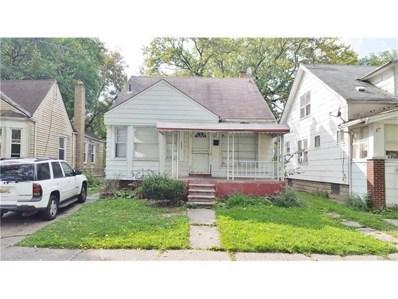 18947 Riverview Street, Detroit, MI 48219 - MLS#: 217092194