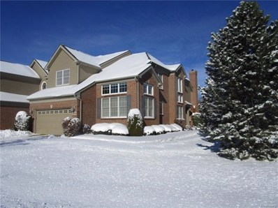 44694 Broadmoor Circle N, Northville Twp, MI 48168 - MLS#: 217092628