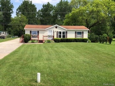 5374 Griswold Road, Kimball Twp, MI 48074 - MLS#: 217093257